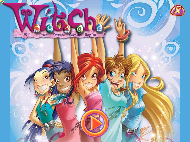 W.I.T.C.H. - Чародейки - игра скачать бесплатно