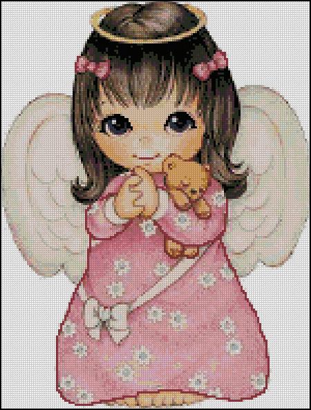 Схема - Ангелочек